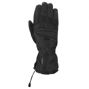 Oxford Woman's Convoy 2.0 Waterproof Winter Motorcycle Glove Black All Sizes